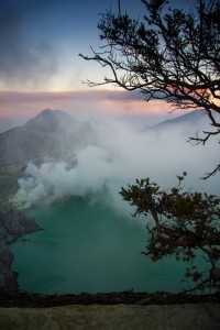 blueflame tour ijen crater