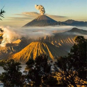 java indonesia volcano tour package